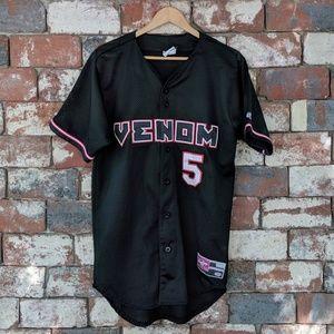 Rawlings #5 Venom baseball jersey